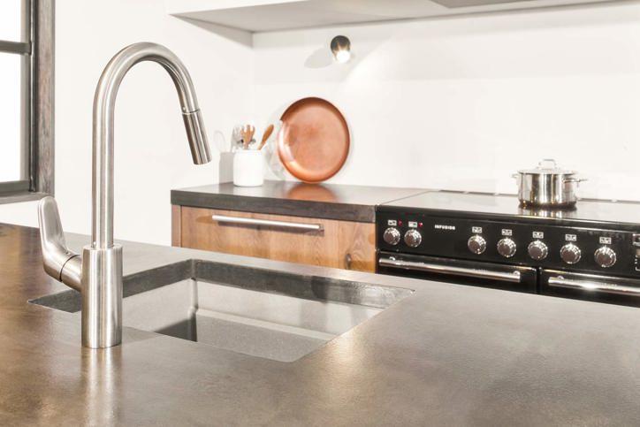 Houten Keuken Beton : Houten keuken met beton? lees blog vol inspiratie en voorbeelden