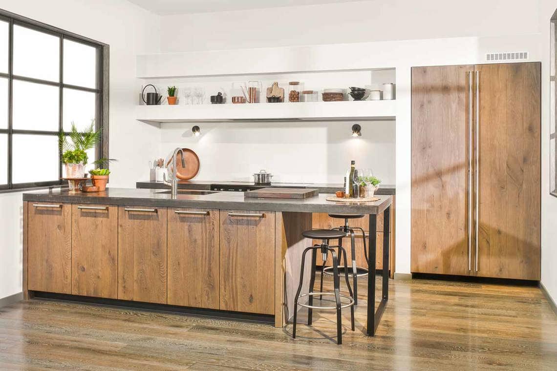 Eiken Houten Keukendeurtjes.Massief Houten Keuken Kopen Lees Onze Blog Vol Tips Db Keukens