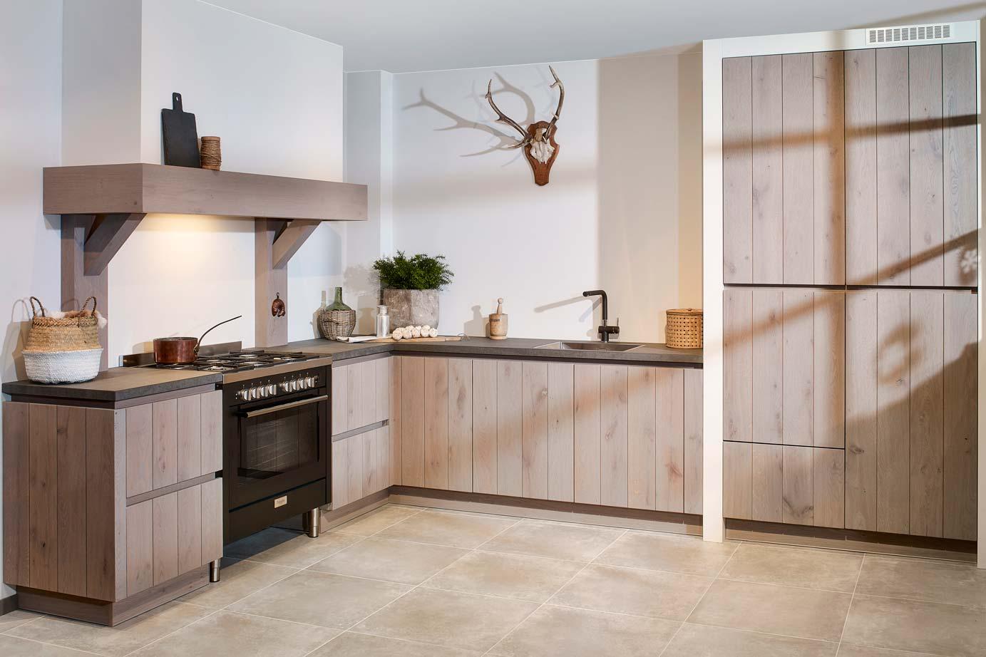 Landelijk Moderne Keukens : Landelijk moderne keuken inspiratie lees onze db keukens