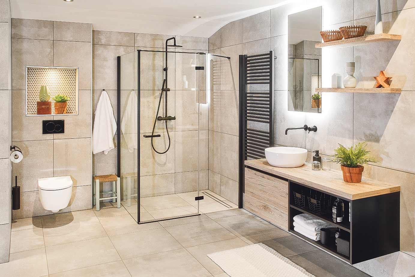 Waar Badkamermeubel Kopen : Badkamer kopen ruime keus vele stijlen en lage prijzen db keukens