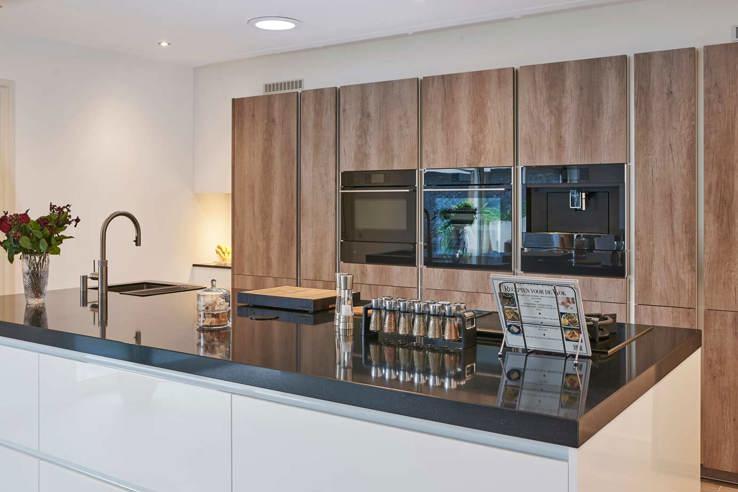 Nieuw Keuken met kastenwand? Lees onze blog vol inspiratie! FB-73