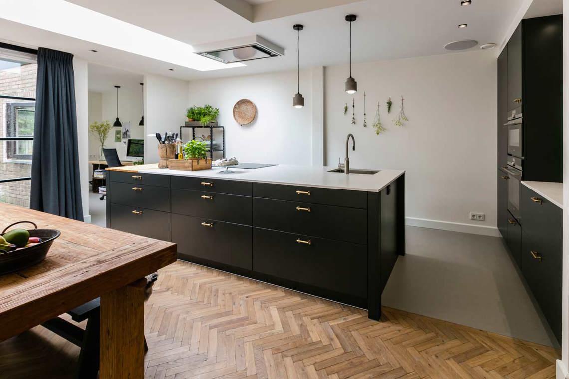 Zwart Wit Keuken Inspiratie Lees Onze Blog
