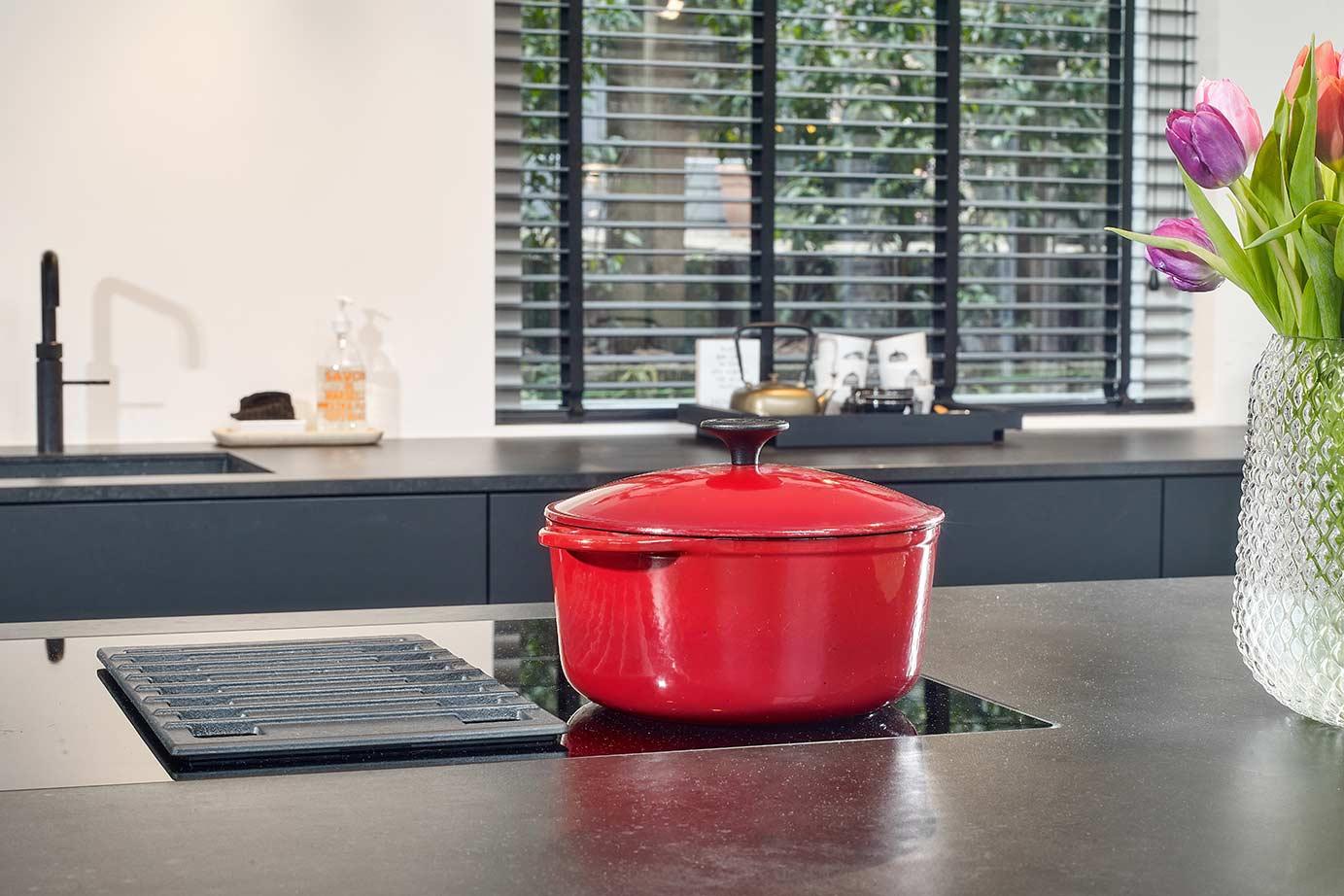 Bekijk Deze Mat Zwarte Keuken In Utrecht Lees Review