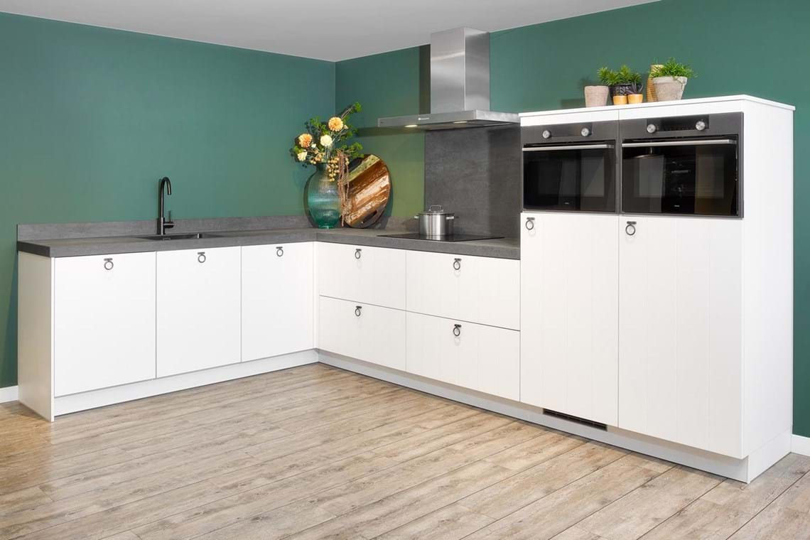 Witte Keuken Gevoel Van Rust En Ruimte Laat U Inspireren
