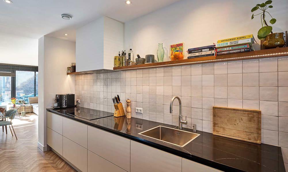 Moderne Greeploze Keuken In Noordwijk Bekijk Foto S