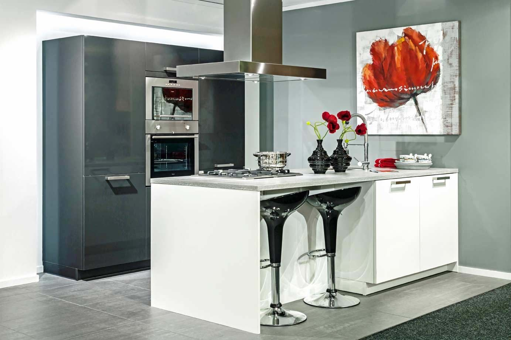 Keuken tegels grijs - Kleur grijze leisteen ...