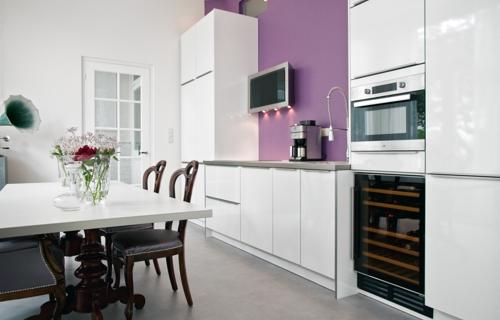 Keukenopstelling kleine keuken indeling u keuken maak van een kleine praktische dilemma - Optimaliseren van een kleine keuken ...