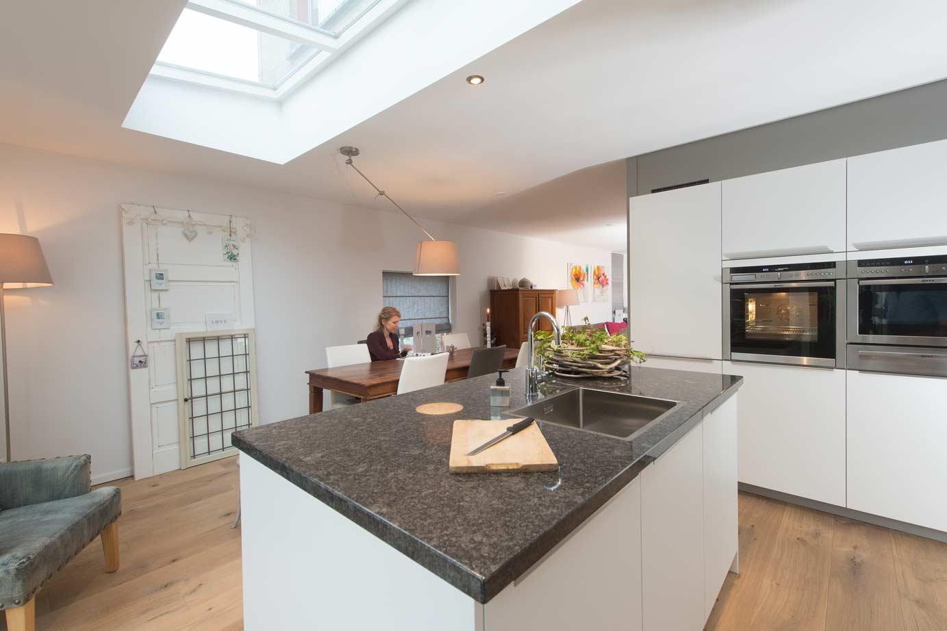 Inspiratie Keuken Indeling : Extra opbergruimte. Zelfs in kleine keuken! – DB Keukens