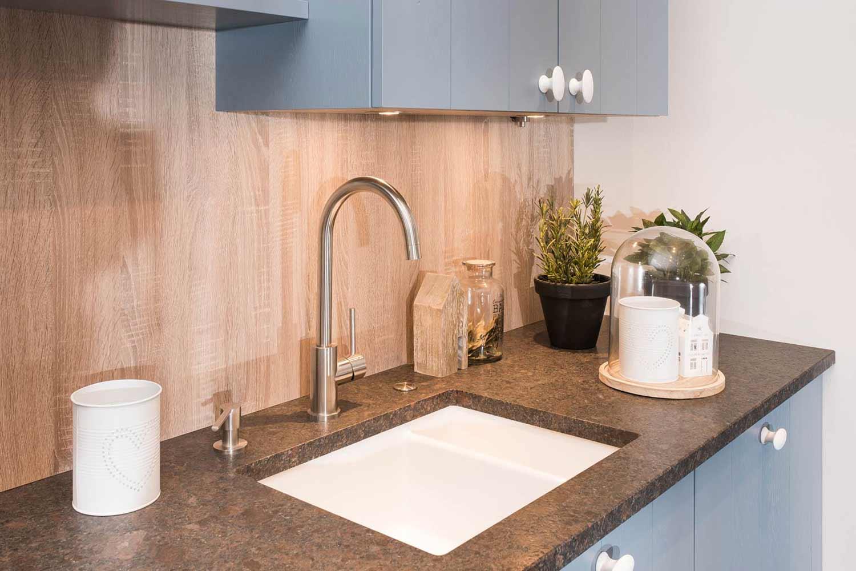 Hoogglans Keuken Krassen : Graniet aanrechtblad. Kleurig, natuurlijk, robuust! – DB Keukens