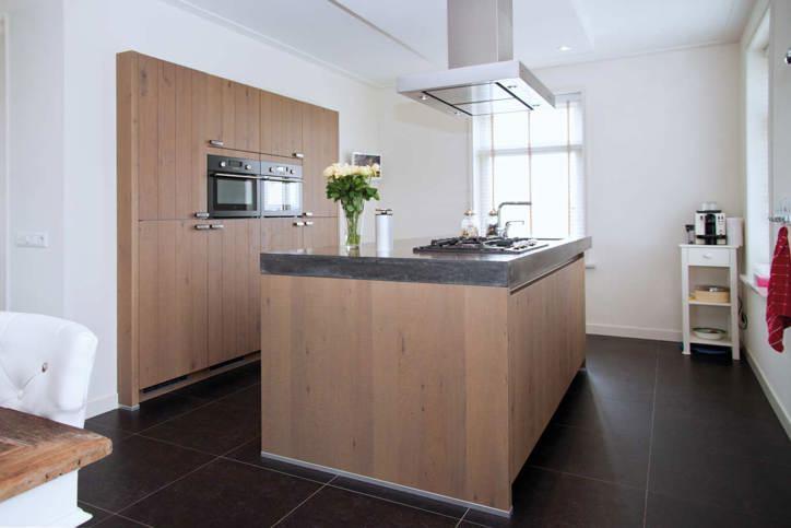 Keukenopstelling bekijk de mogelijkheden laat u inspireren db keukens - Eiland in de kleine keuken ...