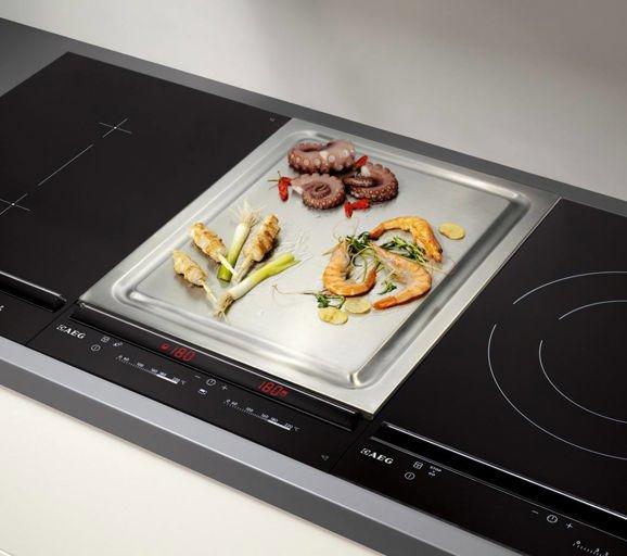 teppan yaki ook smakelijker en gezonder eten db keukens. Black Bedroom Furniture Sets. Home Design Ideas