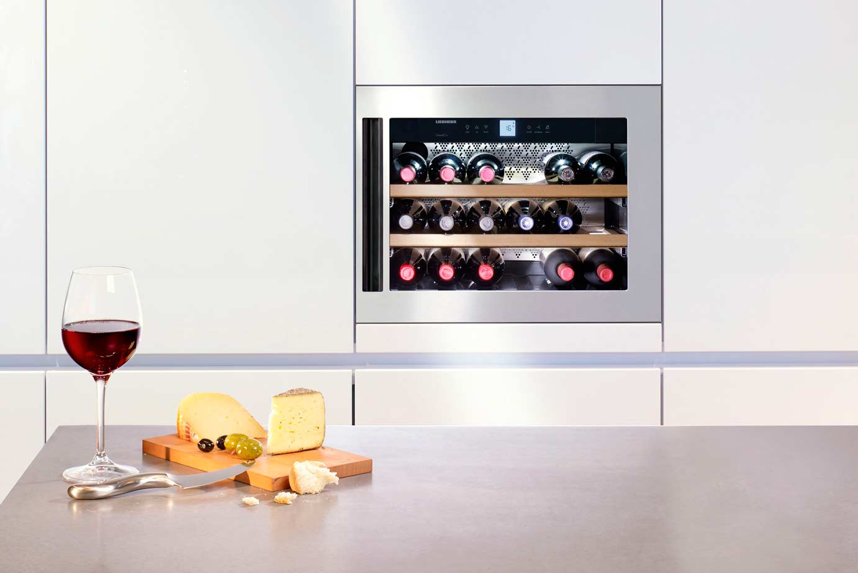 Wijnkasten db keukens