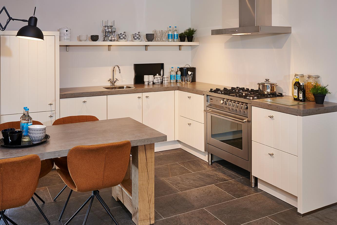 Zeer Kleine keuken: kookeiland of hoekkeuken? Bekijk de mogelijkheden  BY07
