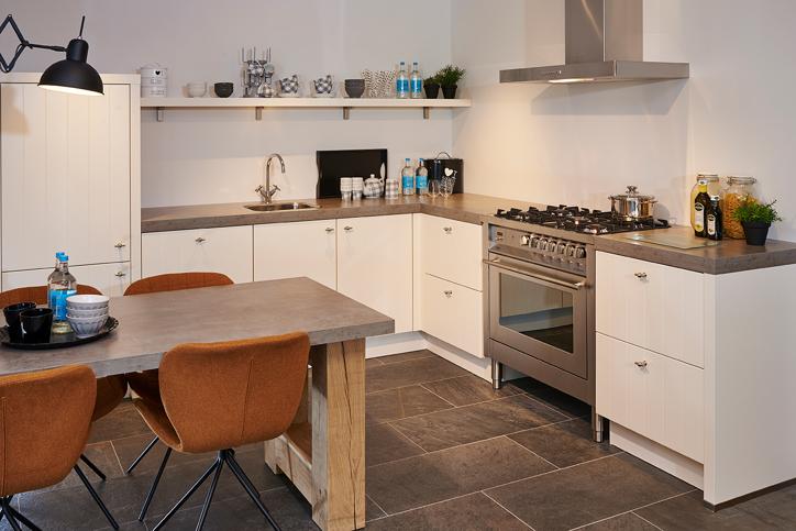 Kleine keuken kookeiland of hoekkeuken bekijk de mogelijkheden db keukens - Keuken kleine ruimte ...