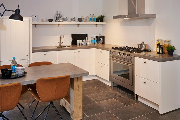 Vaak Kleine keuken? Laat je inspireren door voorbeelden - DB Keukens @EF21