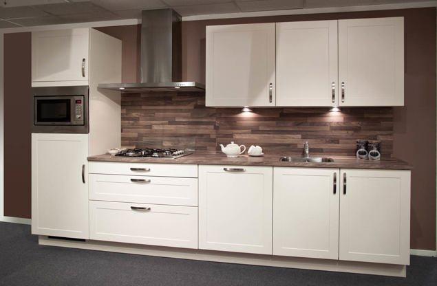 Alle keuken voorbeelden bekijk de grote collectie keukens db keukens - Voorbeeld keuken in l ...