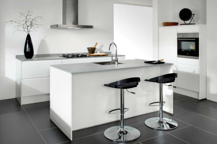 Populair Kleine keuken? Laat je inspireren door voorbeelden - DB Keukens &AQ18