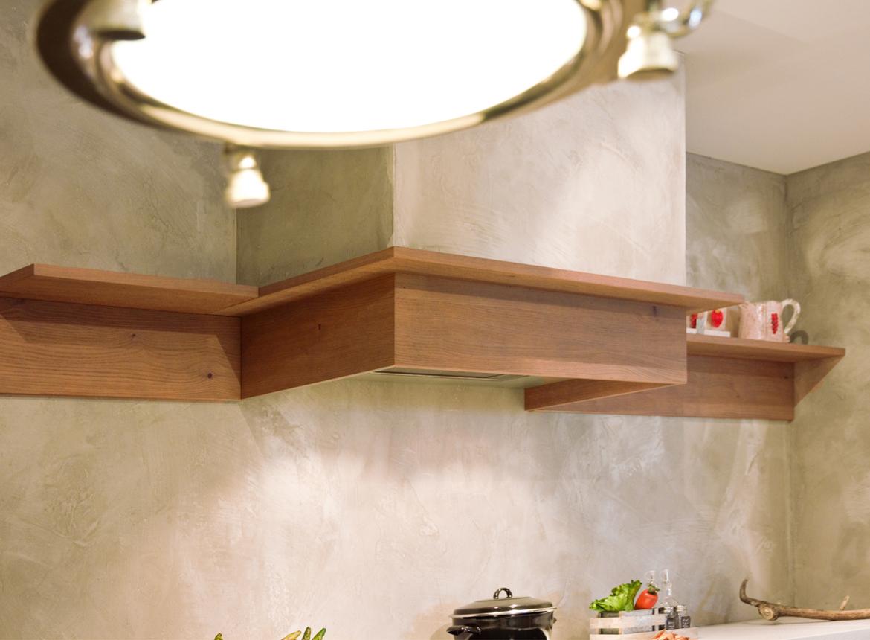 Old Wood keuken. Robuust met moderne details. - DB Keukens