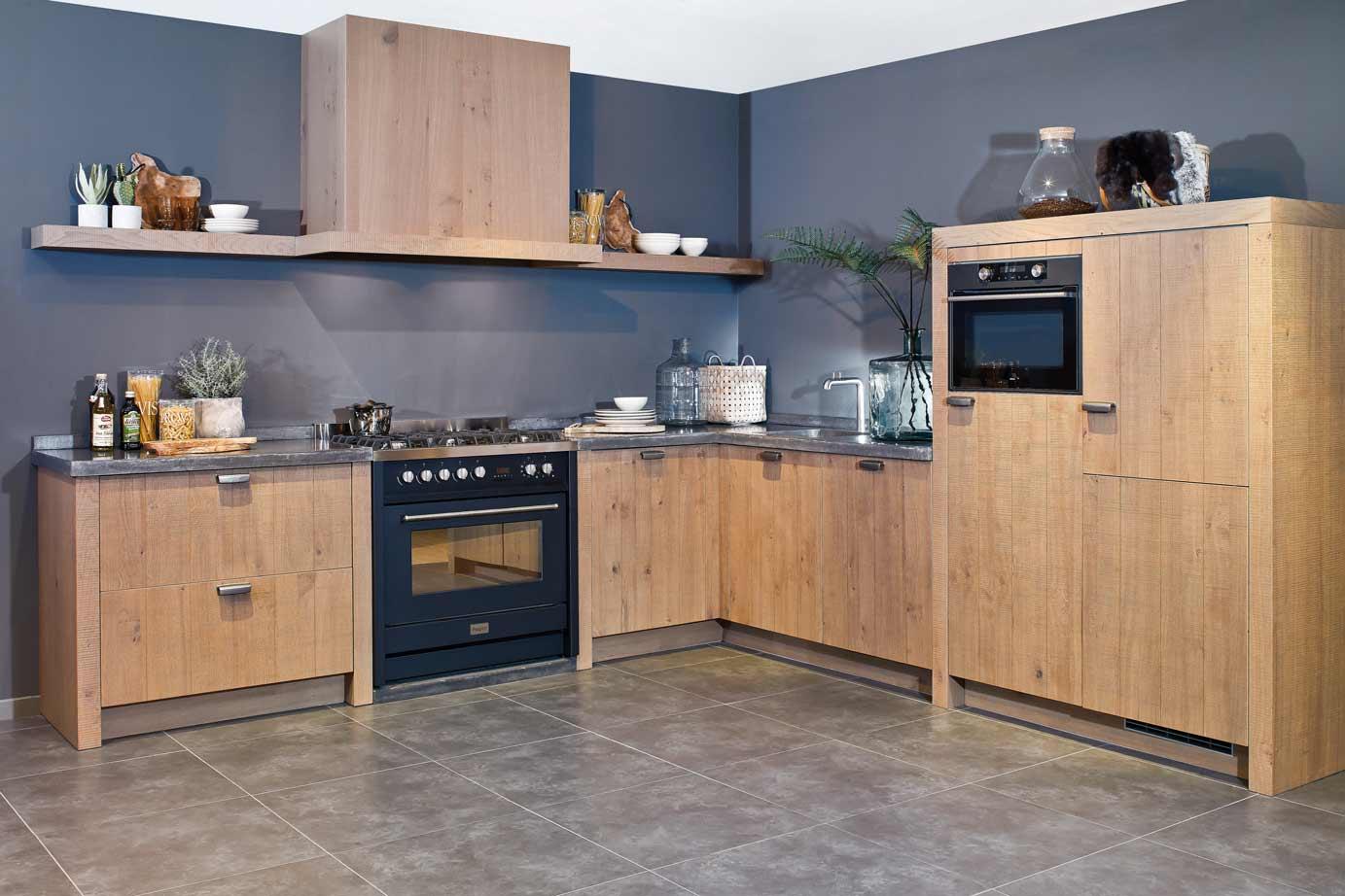 Van Hout Keukens : Houten keuken kopen bekijk voorbeeld incl prijzen db keukens