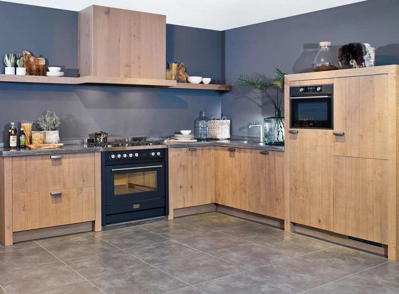 Houten keuken kopen? bekijk voorbeeld incl. prijzen db keukens