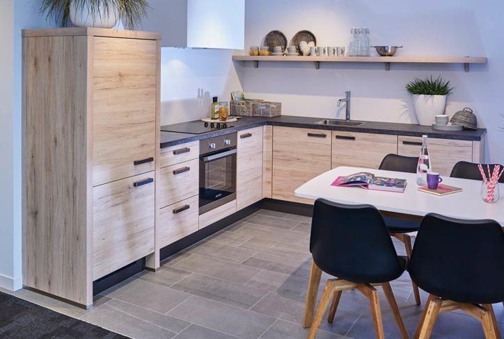Keuken Plattegrond Open : Kleine keuken? laat je inspireren door voorbeelden db keukens