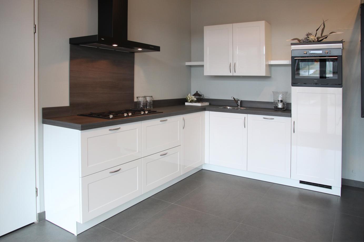 Einde Witte Keuken : De leukste keukentrends voor roomed