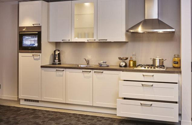 Moderne Greeploze Rechte Keuken : Alle keuken voorbeelden. Bekijk de ...