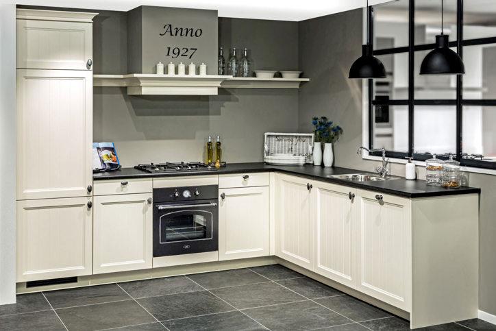 Landelijke keukens mooi wonen in landelijke stijl db keukens - Keuken in i ...