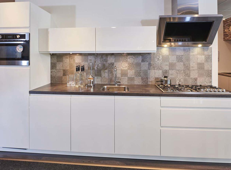 Greeploze keuken strak en modern design db keukens - Mode keuken deco ...
