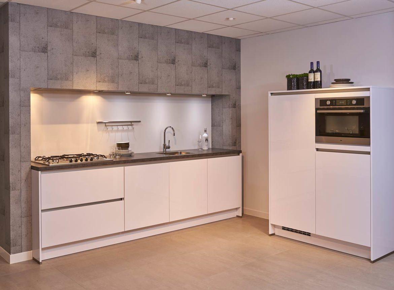 Keuken Wandkast 5 : Hoogglans keuken. scherp geprijsd! van ons huismerk dbselect db