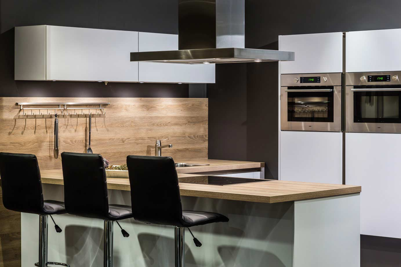Keuken Greeploze : Greeploze keuken inclusief kastenwand. – DB Keukens