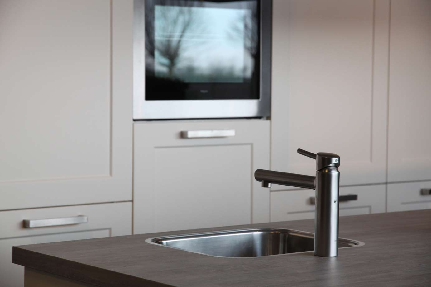 Afmetingen Keuken Kookeiland : Keuken met luxe kookeiland – DB Keukens