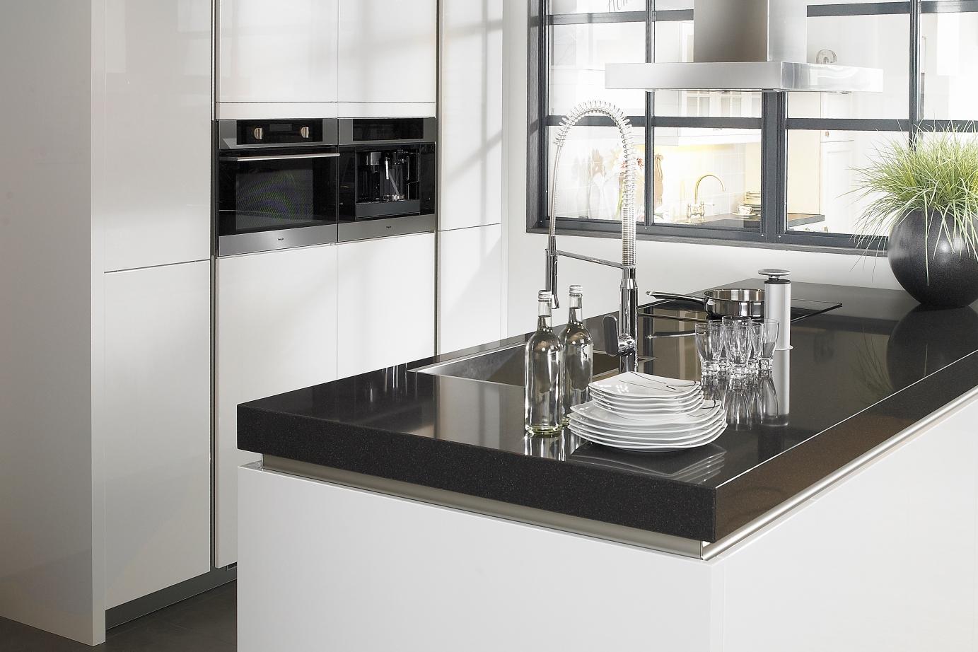 Keuken Greeploze : Greeploze keuken. Fris wit. – DB Keukens