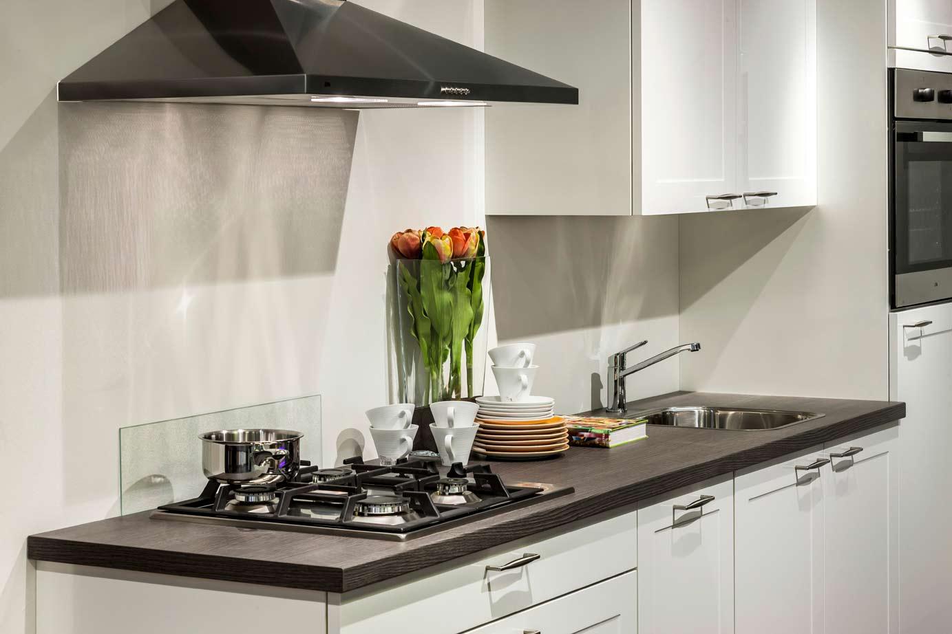 Keuken Witjes Achterwand : Tegels achterwand keuken ideeen voor achterwand keuken design
