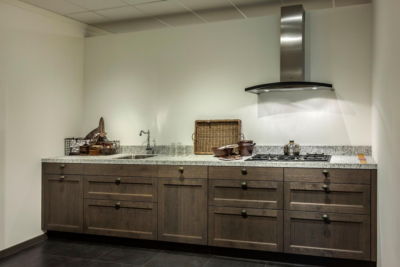 Goedkope Keuken Handgrepen : Rechte keuken Neem losse kastenwand Ruimtelijk! DB Keukens