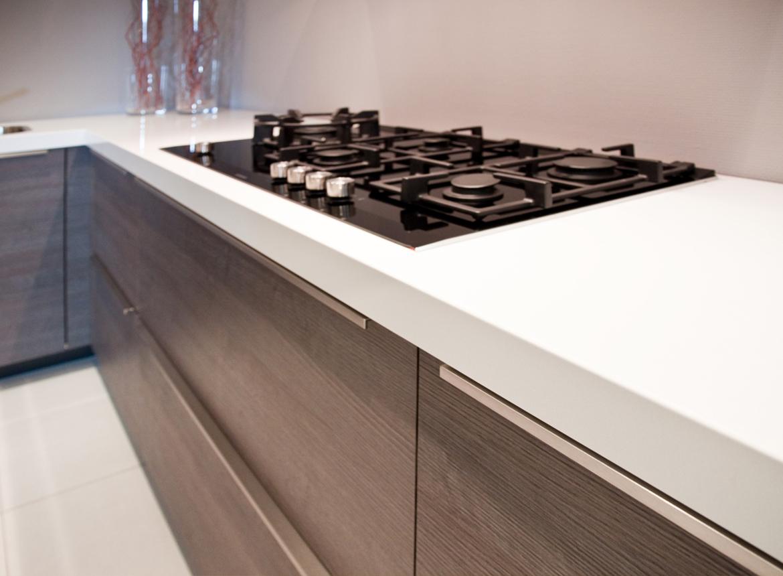 Design keuken mooi strak zonder bovenkastjes db keukens for Keuken kleuren 2016