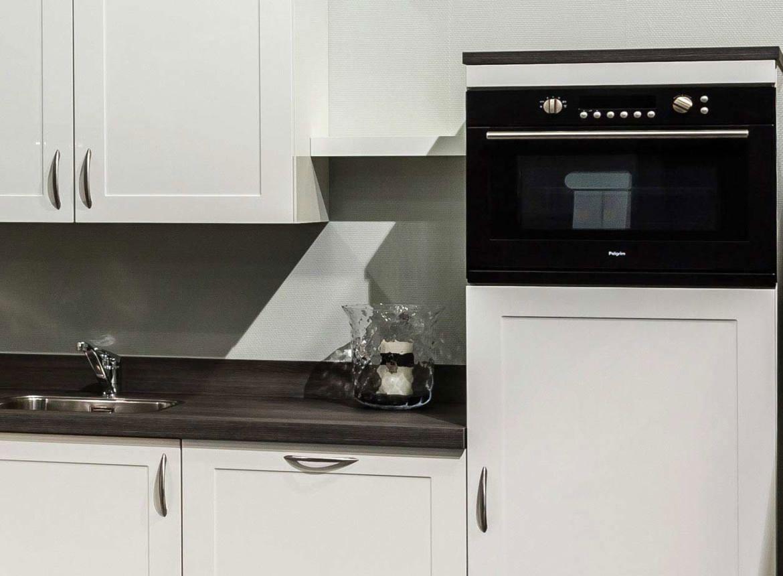 Witte keuken - DB Keukens