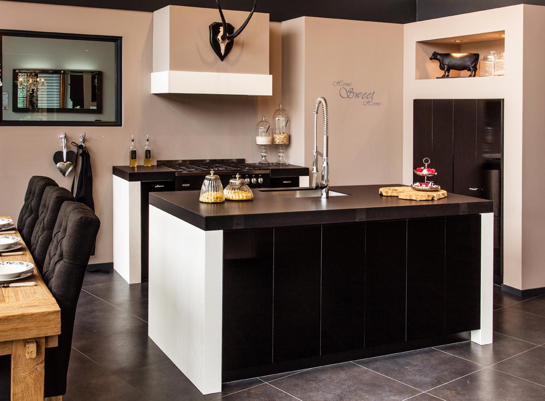 Keuken met keukeneiland - DB Keukens