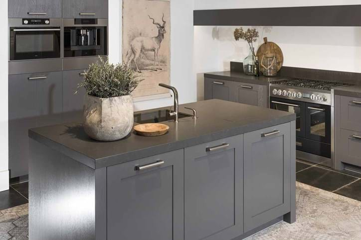 Gele Keuken 9 : Kies de keuken kleur die bij u past. bekijk voorbeelden! db keukens