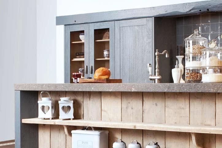 Woonstijlkeuken, ontworpen door lezers van woonstijl!   db keukens