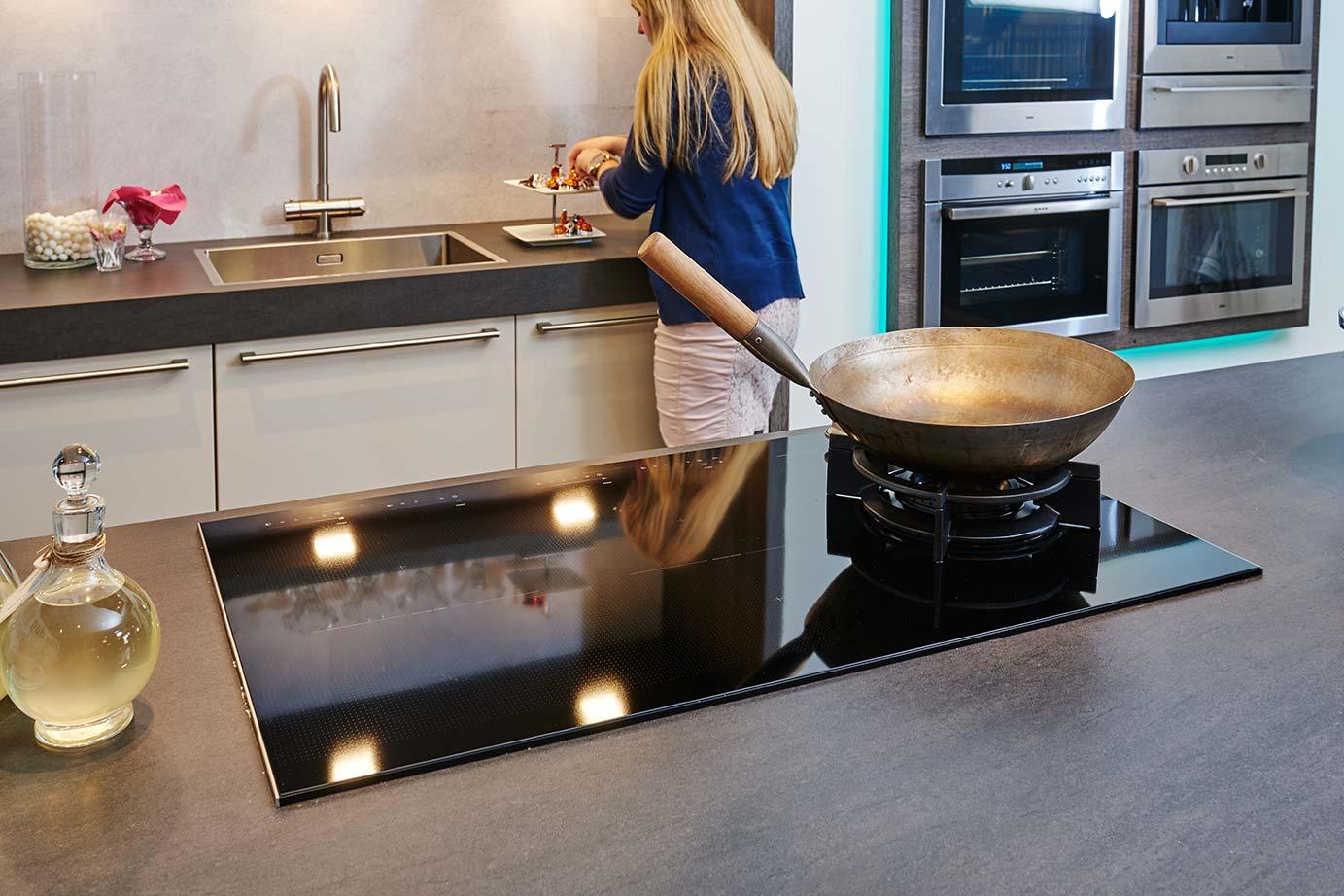 Keuken Kleur Veranderen : Keukenrenovatie in heel nederland met eigen monteurs db keukens