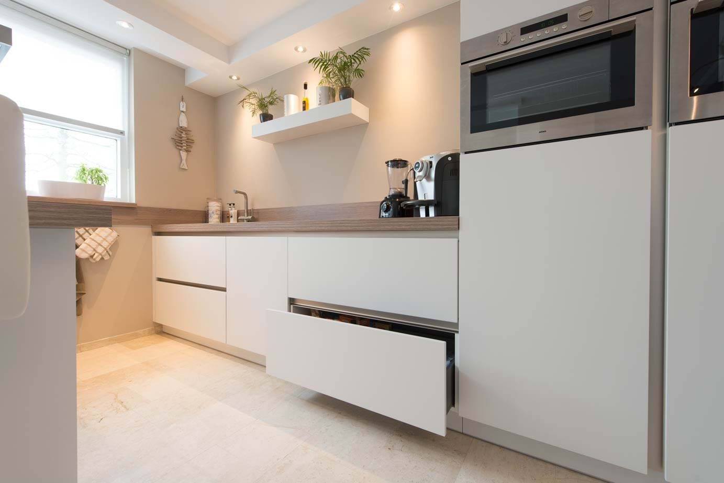 Keuken Zonder Bovenkasten : Meer licht. Meer licht en ruimte in de ...