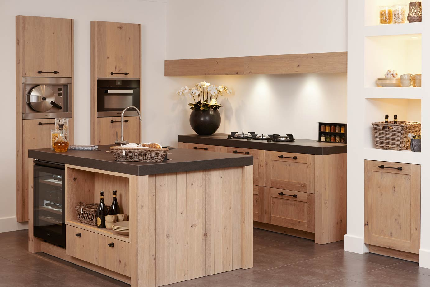 Keuken Decoratie Folie : Keukenfronten. Alle informatie over fronten in de keuken – DB Keukens