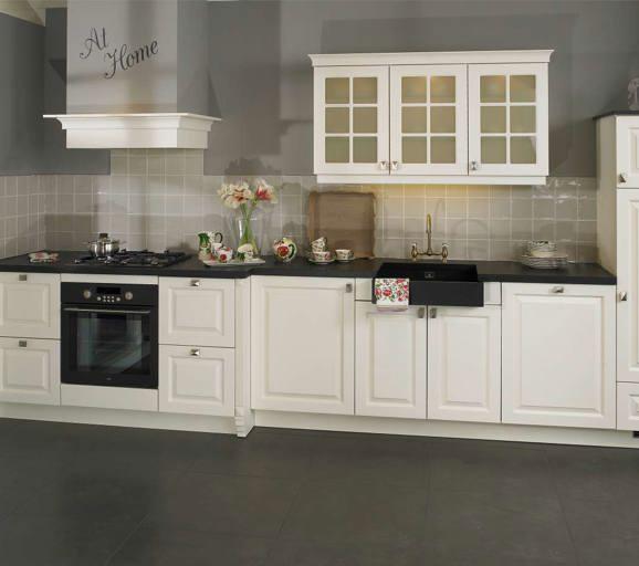 Indeling lange smalle keuken designradiator keuken smal atumre - Smalle keuken ...