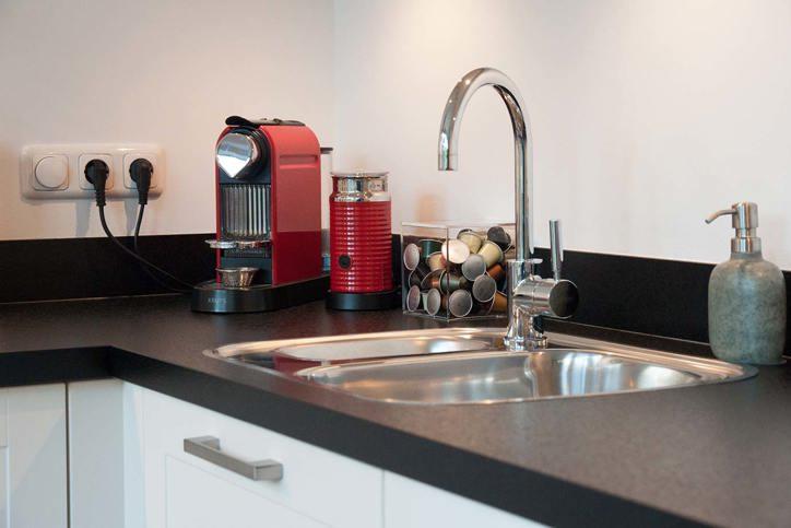 Keukenkranen. a merken, goede garantie en service!   db keukens