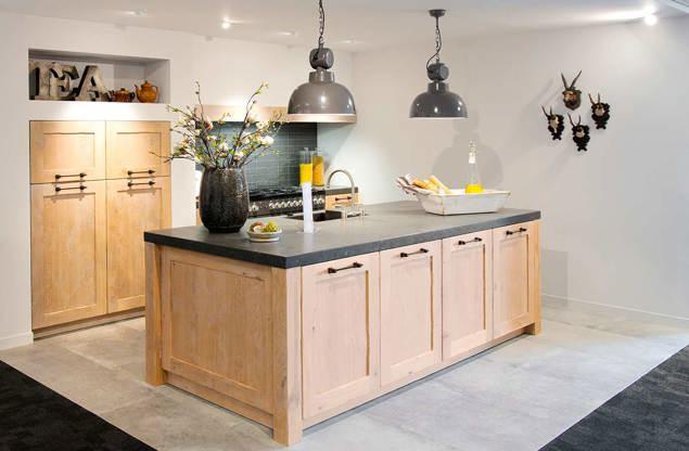 Landelijke keukens: mooi wonen in landelijke stijl - DB Keukens