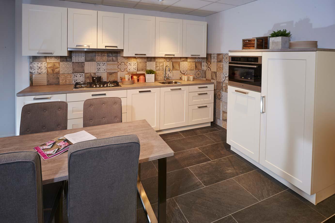 Goedkope Keuken Kastenwand : Tijdloze keuken – DB Keukens