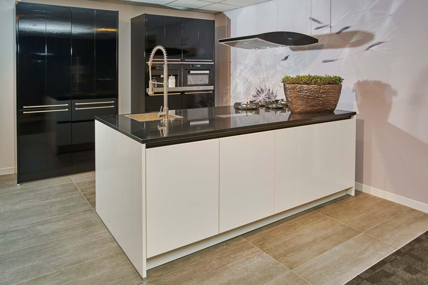 Greeploze Keuken Met Kookeiland : Keuken met kookeiland! – DB Keukens
