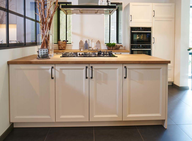 Idee keuken verven home design idee n en meubilair inspiraties - Idee verf grijs keuken ...