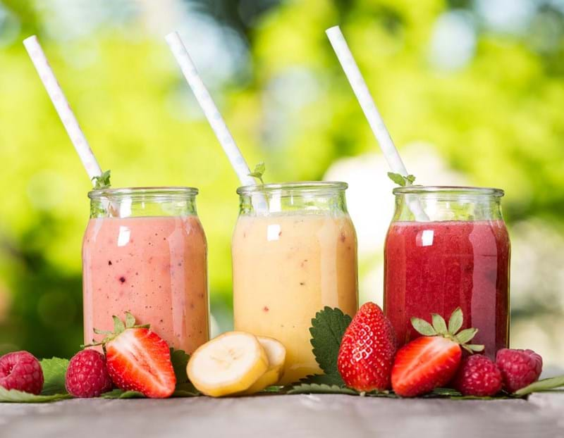 """Smoothie: Ideale vruchtendrank"""